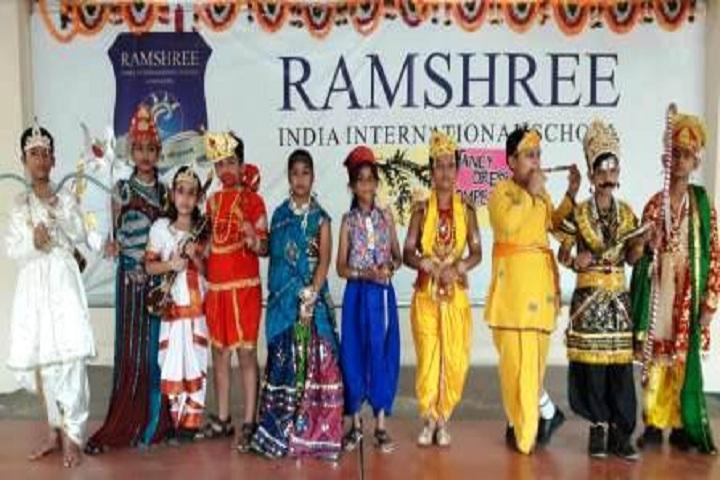 Ramshree India International School-Annual Day Celebrations