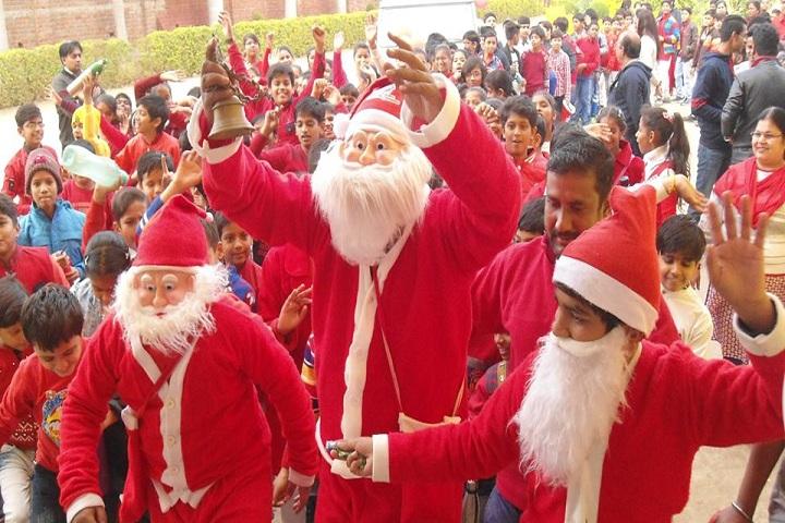 Ramshree India International School-Christmas-Celebration