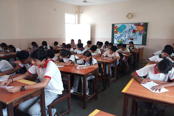 Ramshree India International School-Classroom