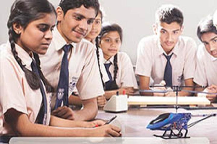 Ramshree India International School-Maths Lab