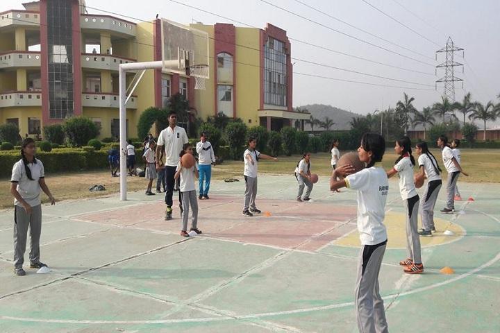 Ramshree India International School-Sports