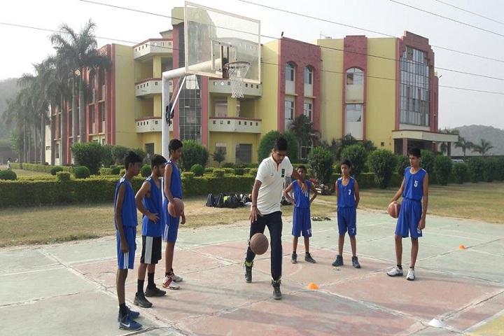 Ramshree India International School-Sports View