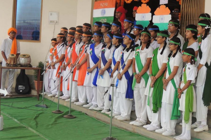 Rao Rukmani Devi Public School-Independence Day