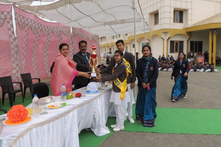 Rao Rukmani Devi Public School-Republic Day Celebrations