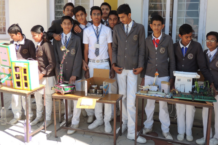 Rao Rukmani Devi Public School-Science Fair