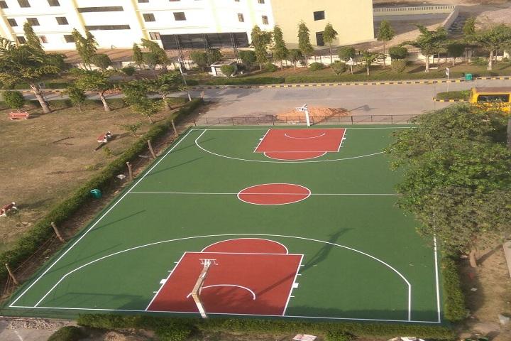 Rass Jb Public School-Basket Ball Ground