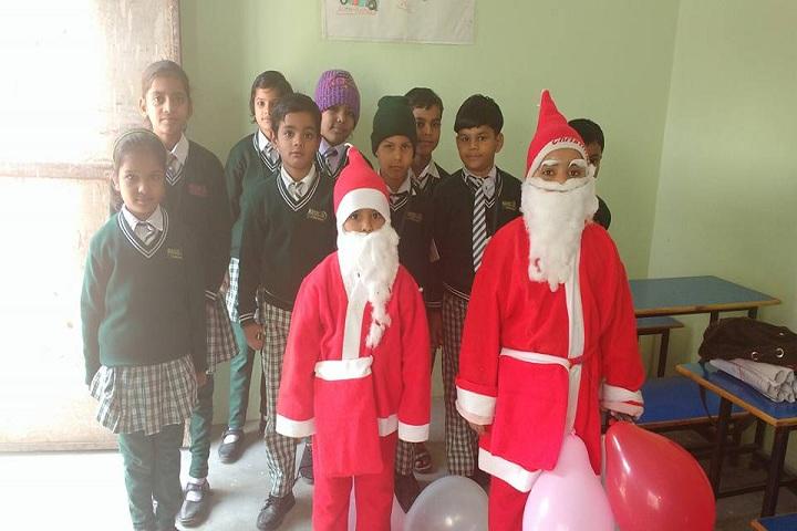 Rass Jb Public School-Christmas Day