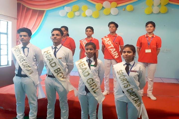 Rass Jb Public School-Investiture Ceremony