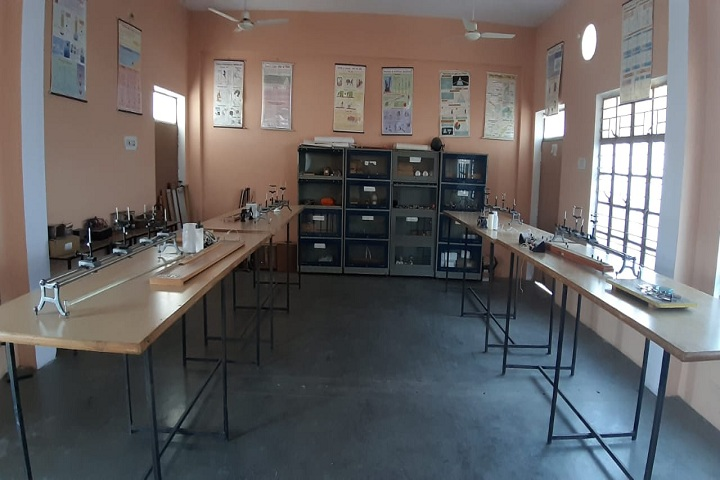 Rass Jb Public School-Lab