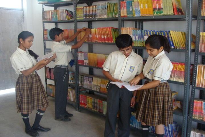 Rass Jb Public School-Library