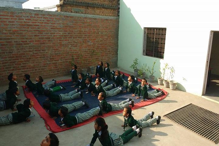 Rass Jb Public School-Yoga Day