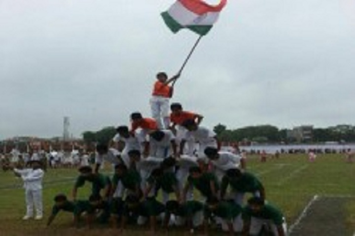 Ratlam Public Higher Secondary School-Independence Day