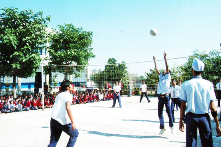 Renaissance Divine Public School-Sports