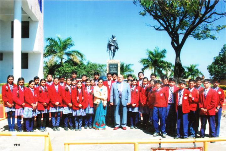 Renaissance Divine Public School-Students