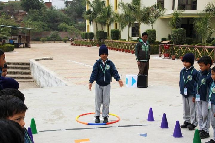 Rise International School-Activity View