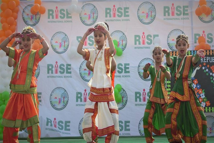 Rise International School-Dancing Competition