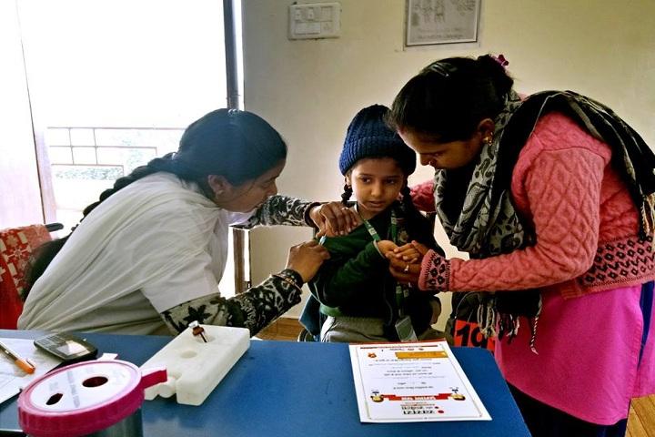 Rise International School-Health Checkup