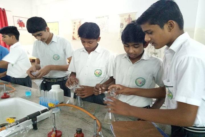 Rise International School-Lab