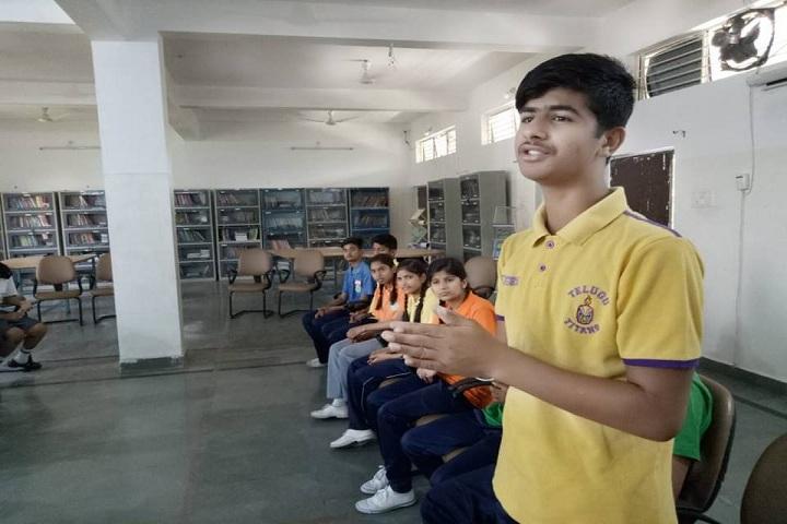Rise International School-Library
