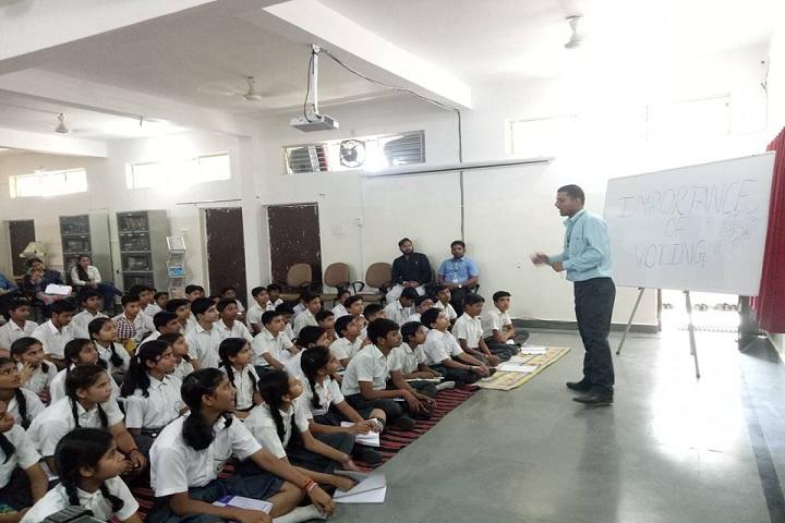 Rise International School-Seminar Hall
