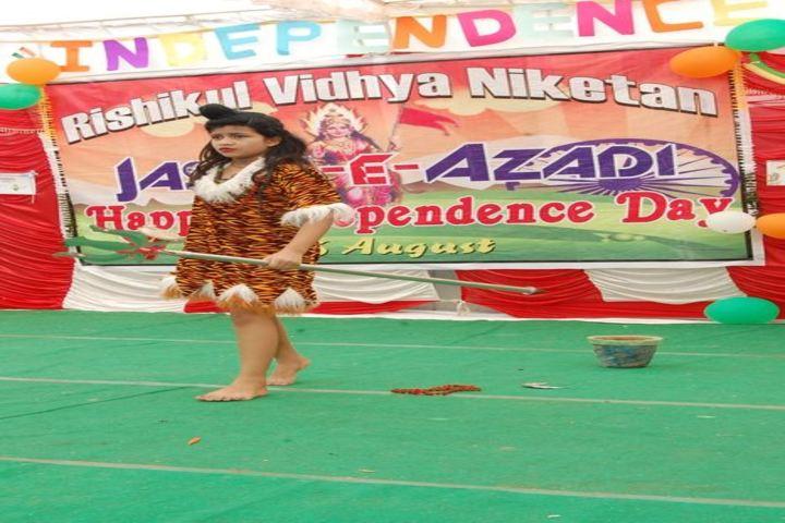 Rishikul Vidya Niketan-Annual Day