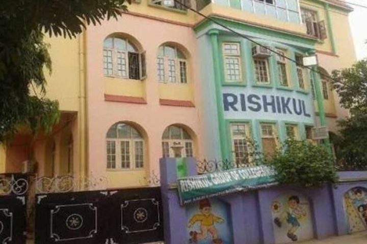 Rishikul Vidya Niketan-Campus View
