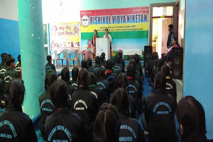 Rishikul Vidya Niketan-Event