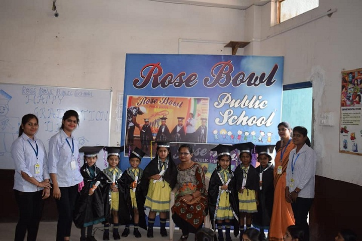 Rose Bowl Public School-Graduation Day