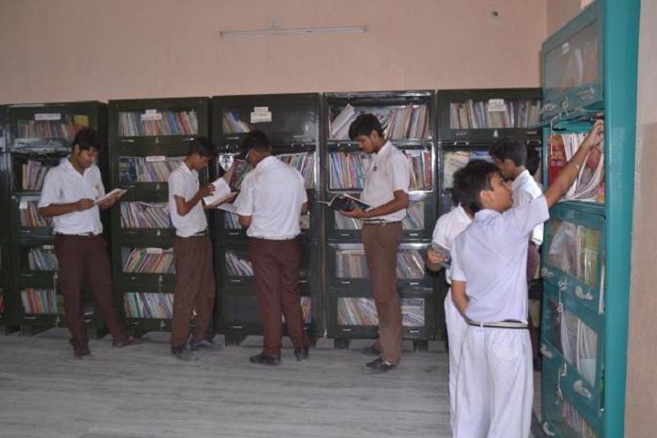 Baldwin Academy-Library