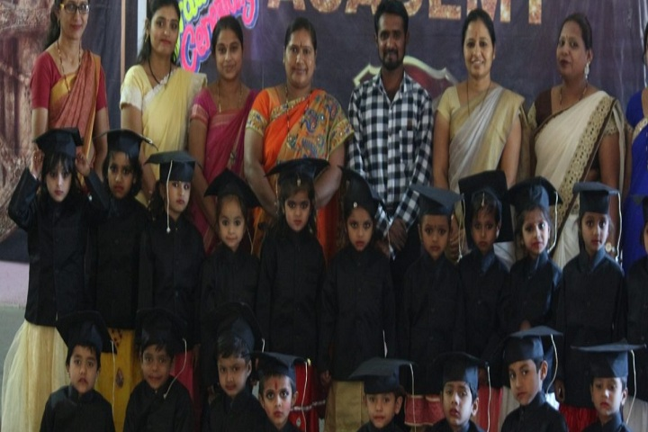Rukmani Academy-Group Photo