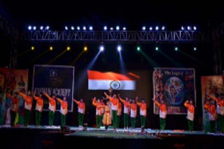 Rukmani Academy-Independenace day celebrations