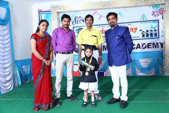 Rukmani Academy-Achievements