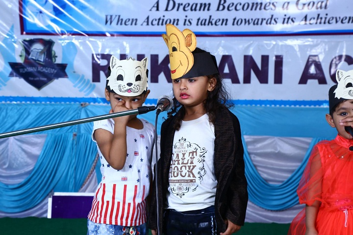 Rukmani Academy-Activities