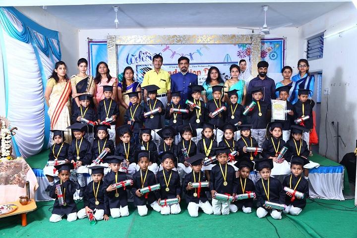 Rukmani Academy-Graduation Day