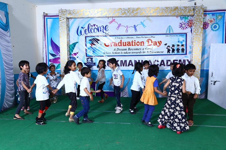 Rukmani Academy-Group Dance