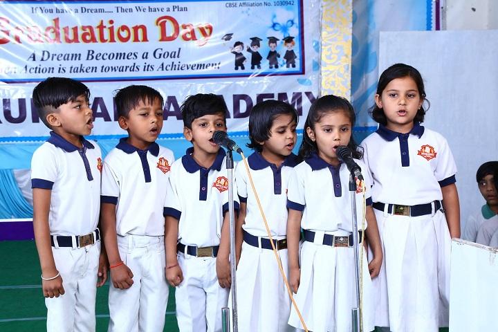 Rukmani Academy-Group Song