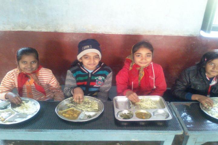 Balika Vidya Peeth-Cafeteria