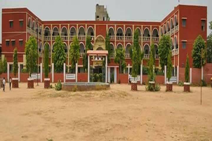 Balika Vidya Peeth-Campus-View