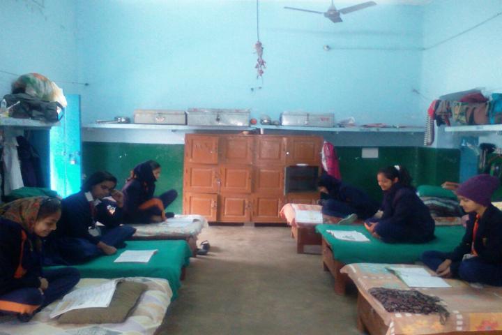 Balika Vidya Peeth-Hostel