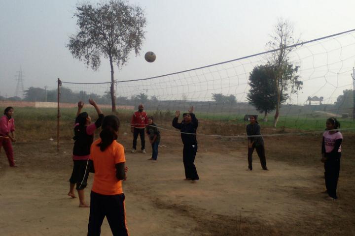 Balika Vidya Peeth-Sports vollyball