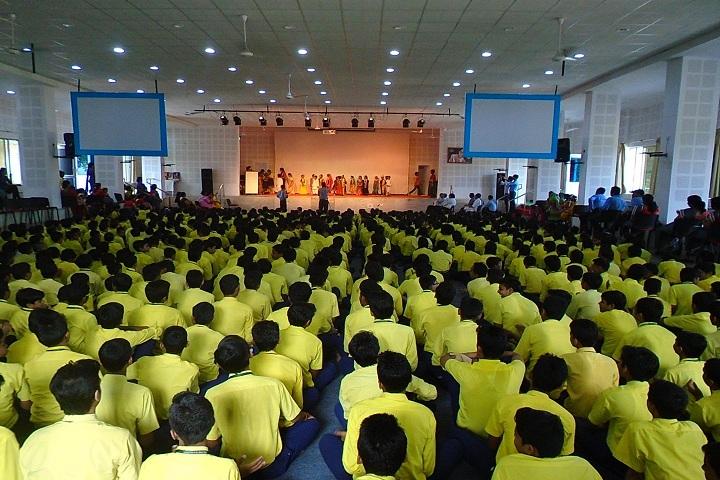 Sadguru Public Hr Sec School-Auditorium