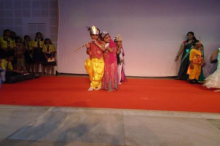 Sadguru Public Hr Sec School-Krishnashtami