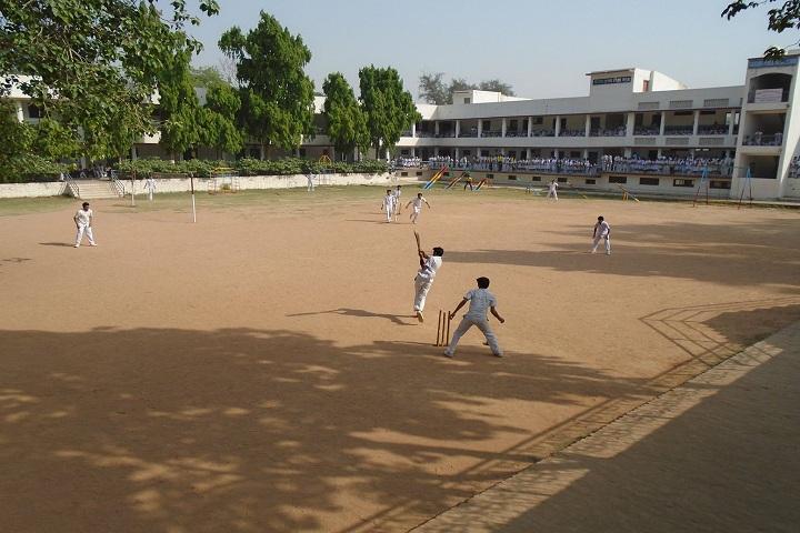 Sadguru Public Hr Sec School-PlayGround