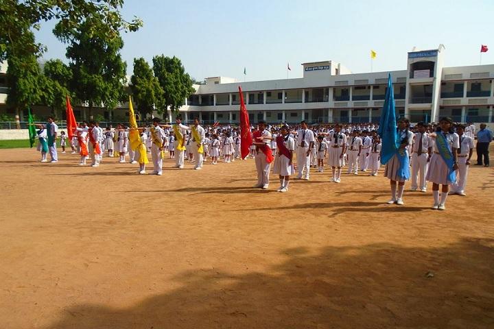 Sadguru Public Hr Sec School-Sports Day