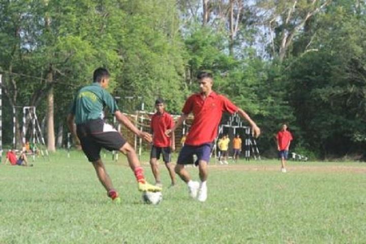 Sainik School-Sports