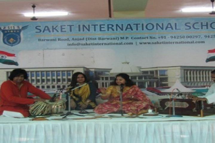 Saket International School-Music Programme