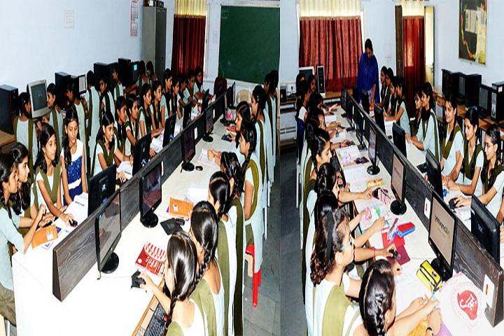 Samaritians English Medium Higher Secondary School-Computer Lab
