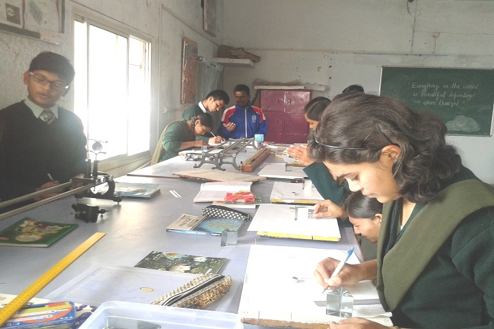 Samaritians English Medium Higher Secondary School-Physics Lab