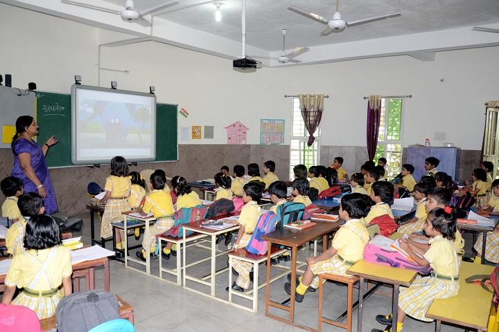 Samaritians English Medium Higher Secondary School-Smart Classes
