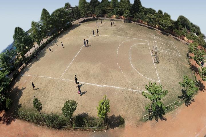 Samaritians English Medium Higher Secondary School-ground